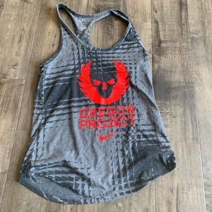 Nike Oregon project tank extra small